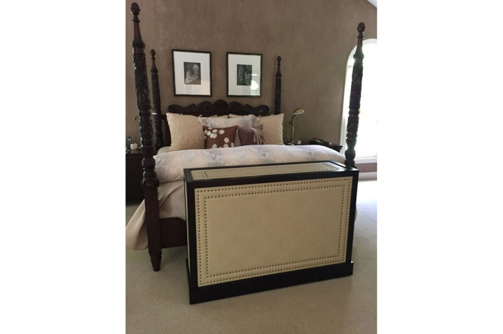 Bed End Tv StandMedium Size Of Stand Frame Small
