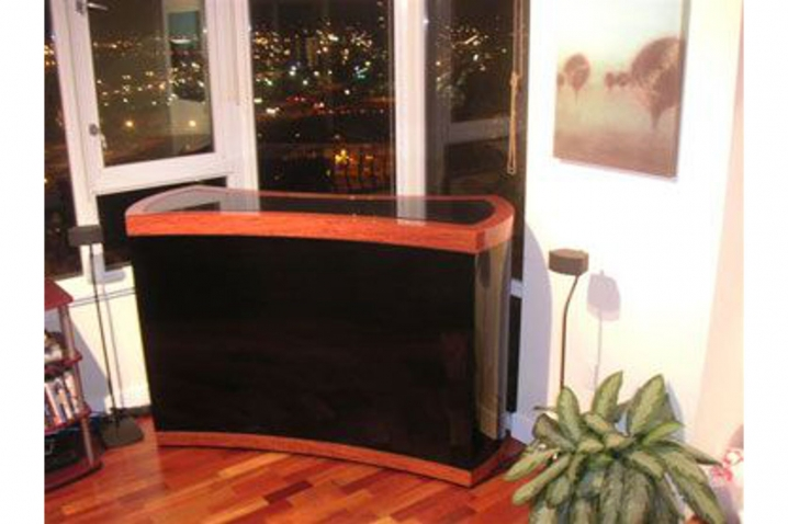 ... Figure 8 Rounded TV Lift Furniture In Diy Home By Cabinet Tronix