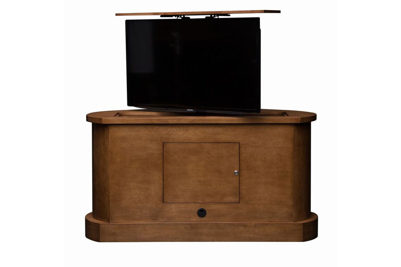 Custom tv cabinets tv cabinet designs barnardo fitch for Tv lift consoles for flat screens