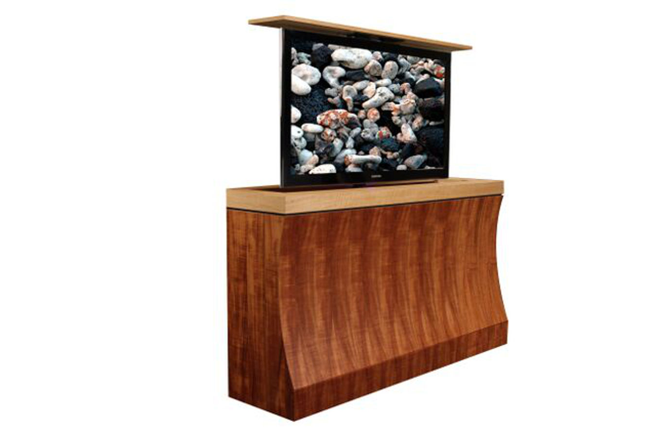 Tv lift furniture bayside motorized tv lift cabinet for Where to get furniture