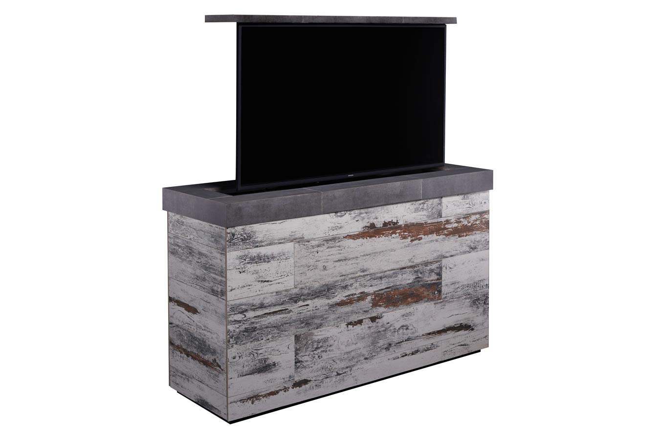 Outdoor Mamawood Porcelain Tile Tv Lift Cabinet Furniture
