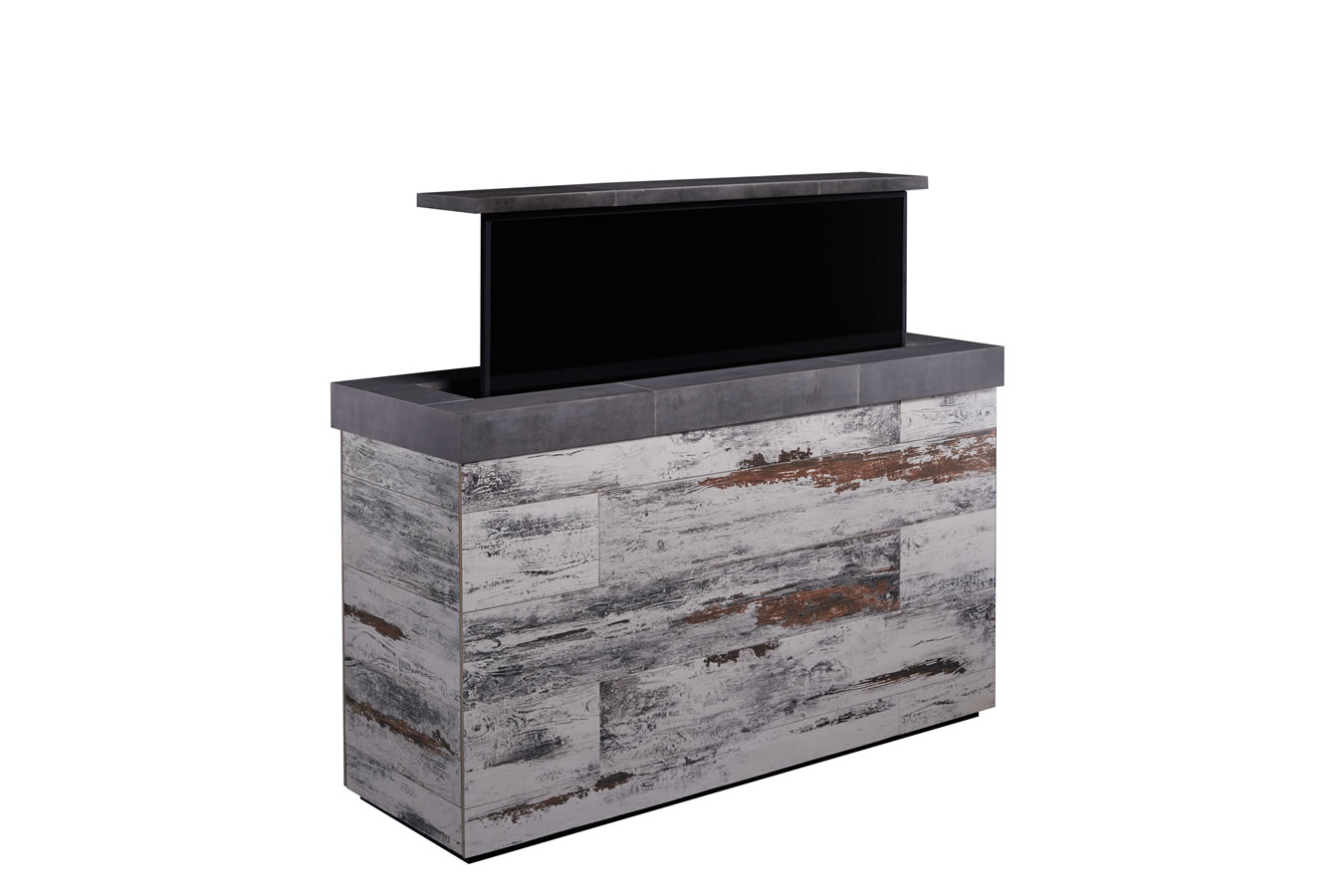 Mamawood Porcelain Tile A Contemporary Outdoor Tv Cabinet