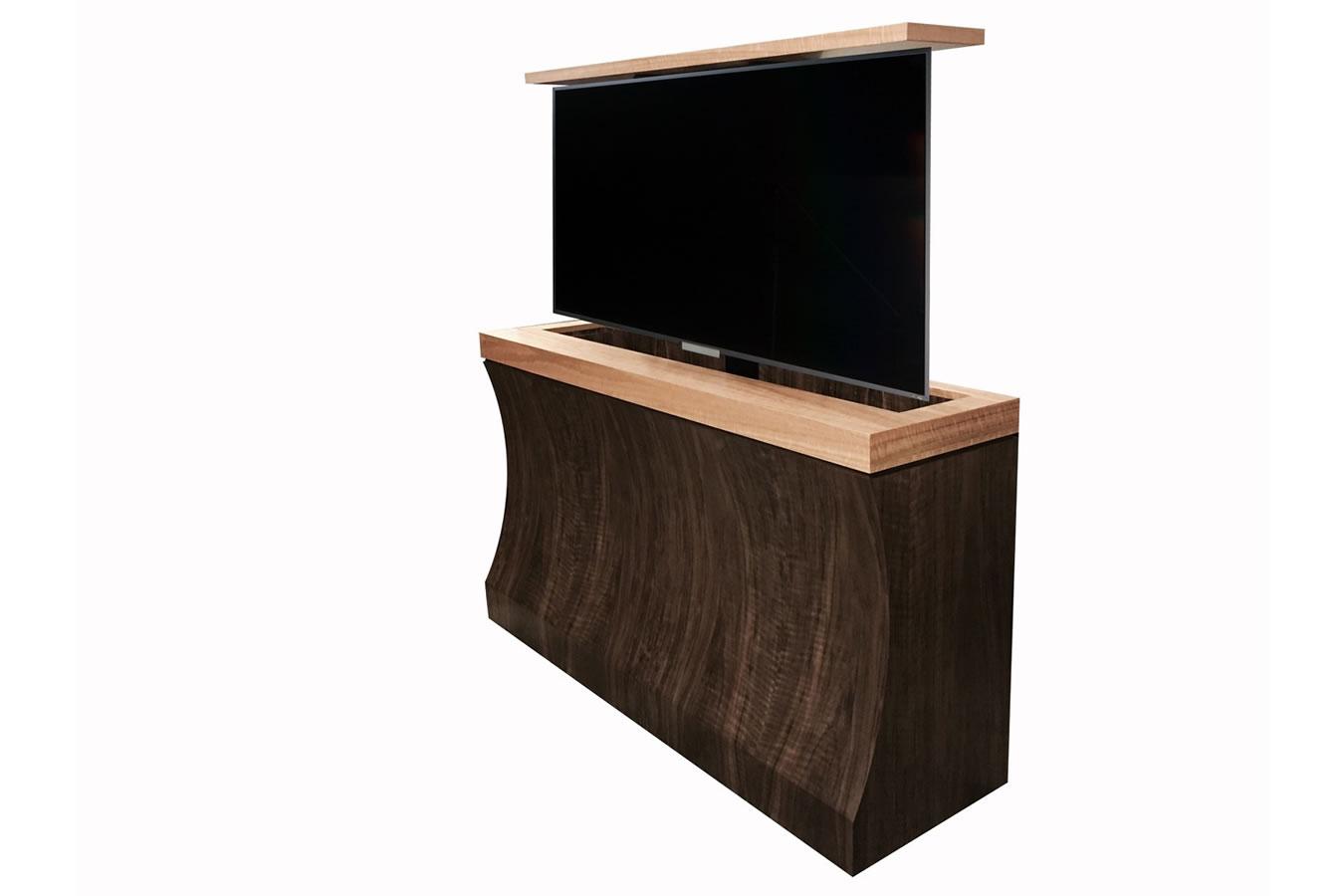 Tv Lift Furniture Bayside Motorized Tv Lift Cabinet