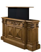 Belvedere TV lift kit cabinet furniture