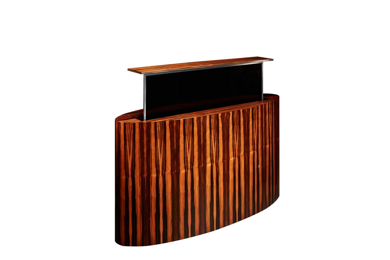 Atlantis Custom Modern Motorized TV Lift Cabinet