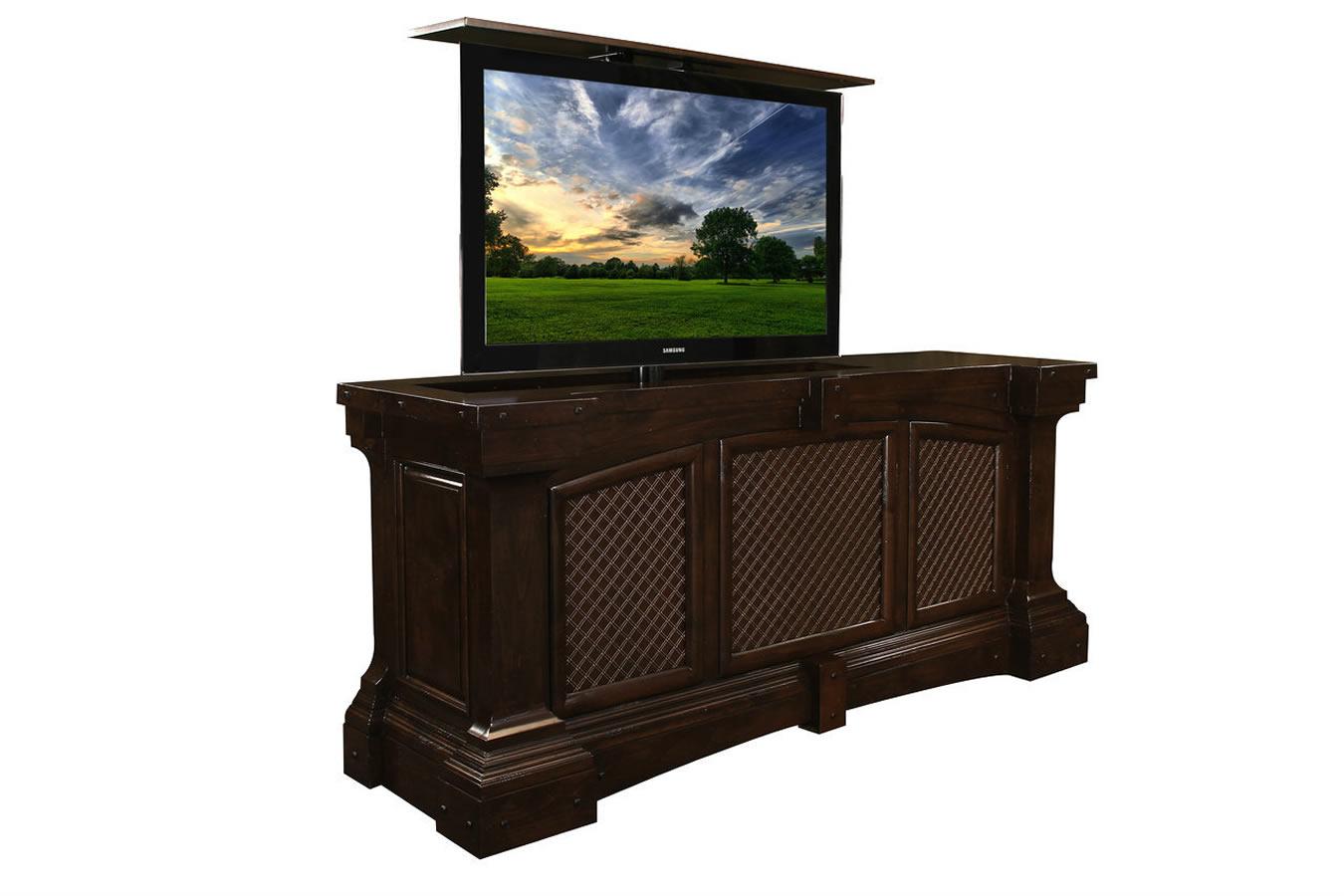 tv lifts archive cabinet tronix. Black Bedroom Furniture Sets. Home Design Ideas