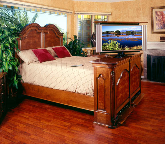 Bed With Tv Lift Tv Lift Bed Tv Lift Bed Sets