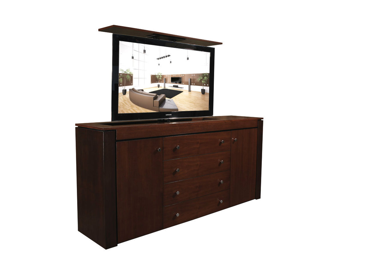 tv lift sideboard inspirierendes design f r wohnm bel. Black Bedroom Furniture Sets. Home Design Ideas