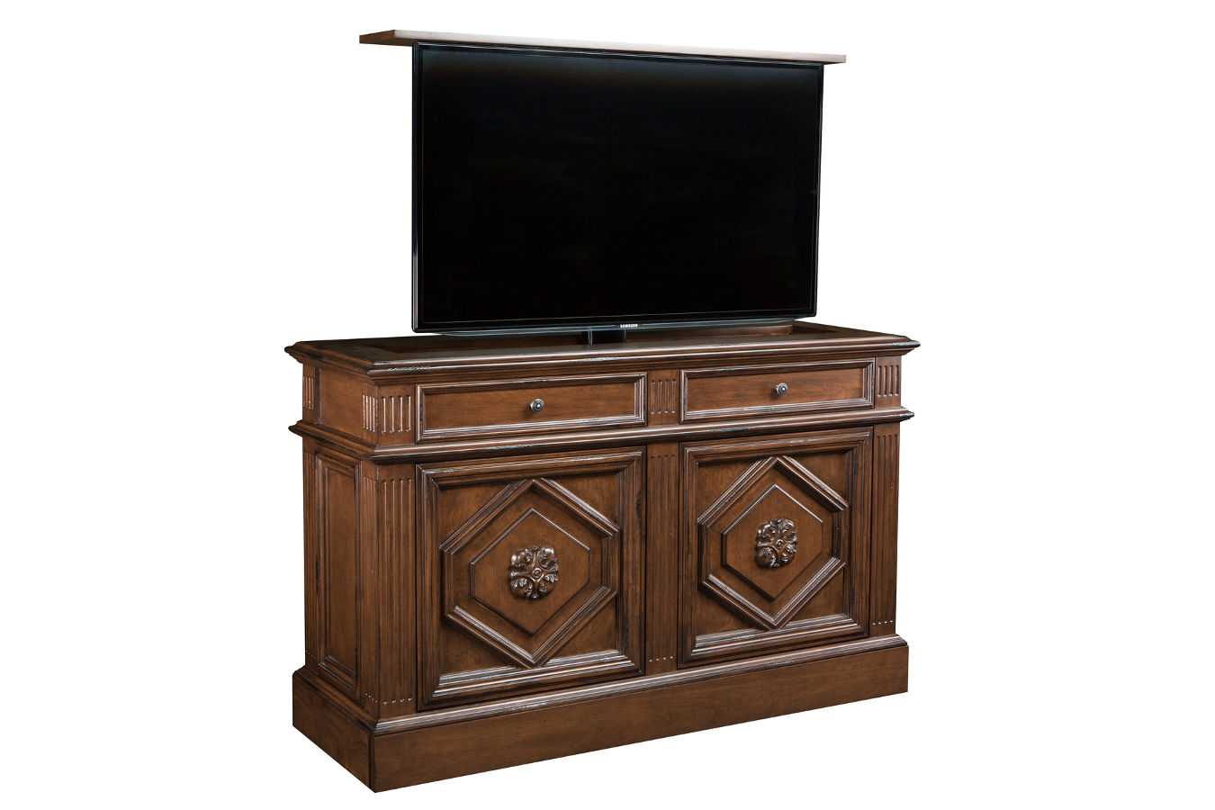 tv lift furniture montage motorized tv lift cabinet. Black Bedroom Furniture Sets. Home Design Ideas