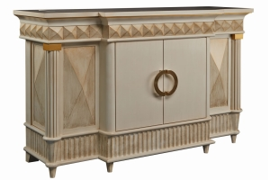 Octavious custom buffet furniture by Cabinet Tronix