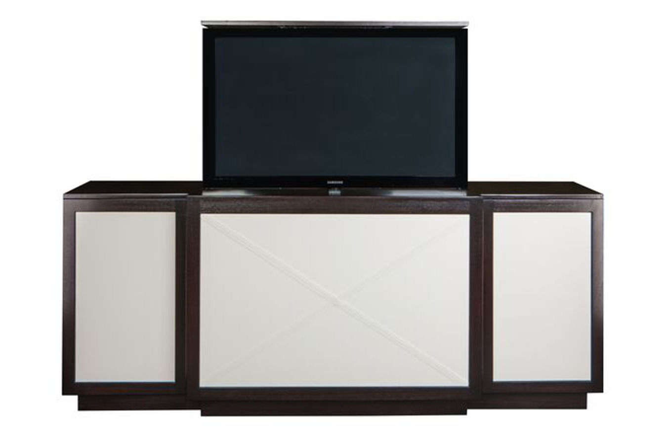 custom modern motorized tv lift cabinet. Black Bedroom Furniture Sets. Home Design Ideas