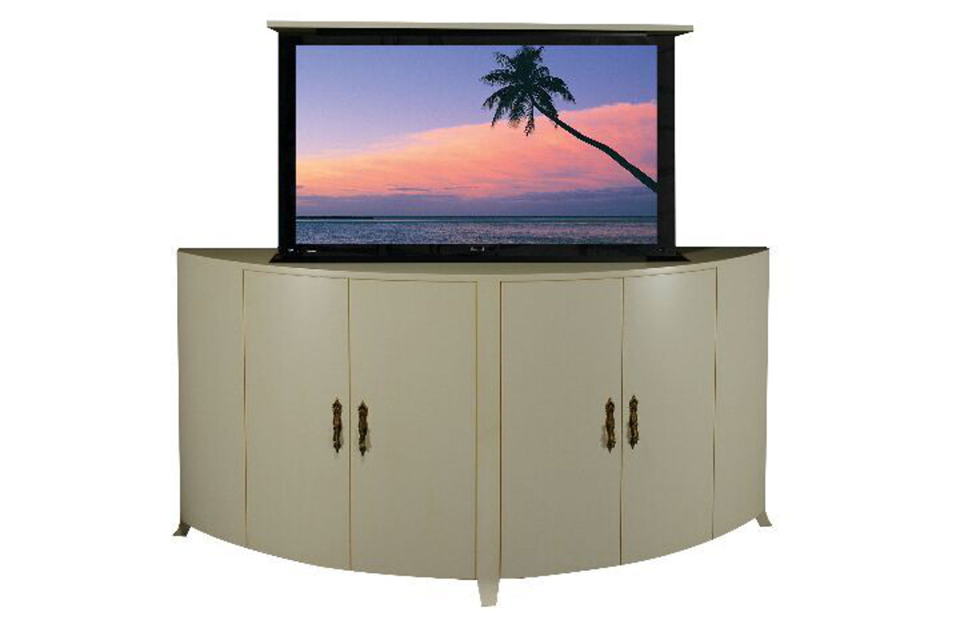 custom tv lift rafael tv lift cabinet cabinet tronix. Black Bedroom Furniture Sets. Home Design Ideas