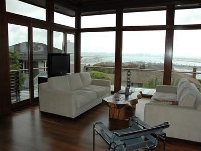 Save The View With Tv Lift Studio Behind Couch Cabinet