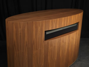 Sonos Playbar on Cabinet Tronix Atlantis TV lift furniture