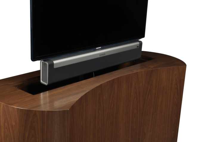 custom tv stand custom made tv stands coast. Black Bedroom Furniture Sets. Home Design Ideas