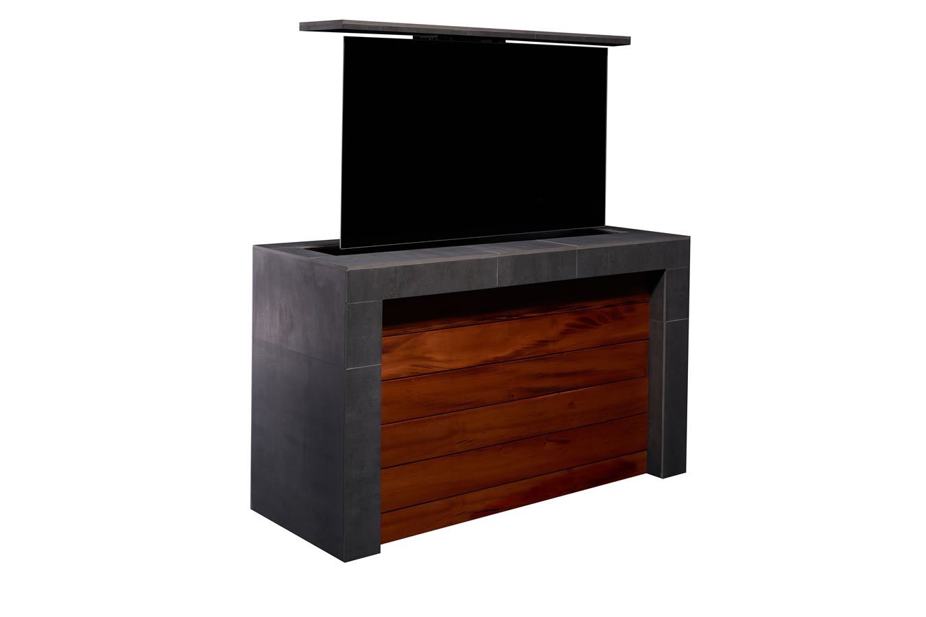 outdoor tv cabinet mantle credenza tv lift furniture. Black Bedroom Furniture Sets. Home Design Ideas