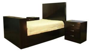 Studio Creation TV Lift Bedroom Set