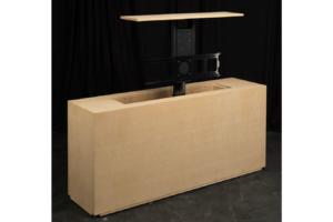 TV lift furniture in plain box