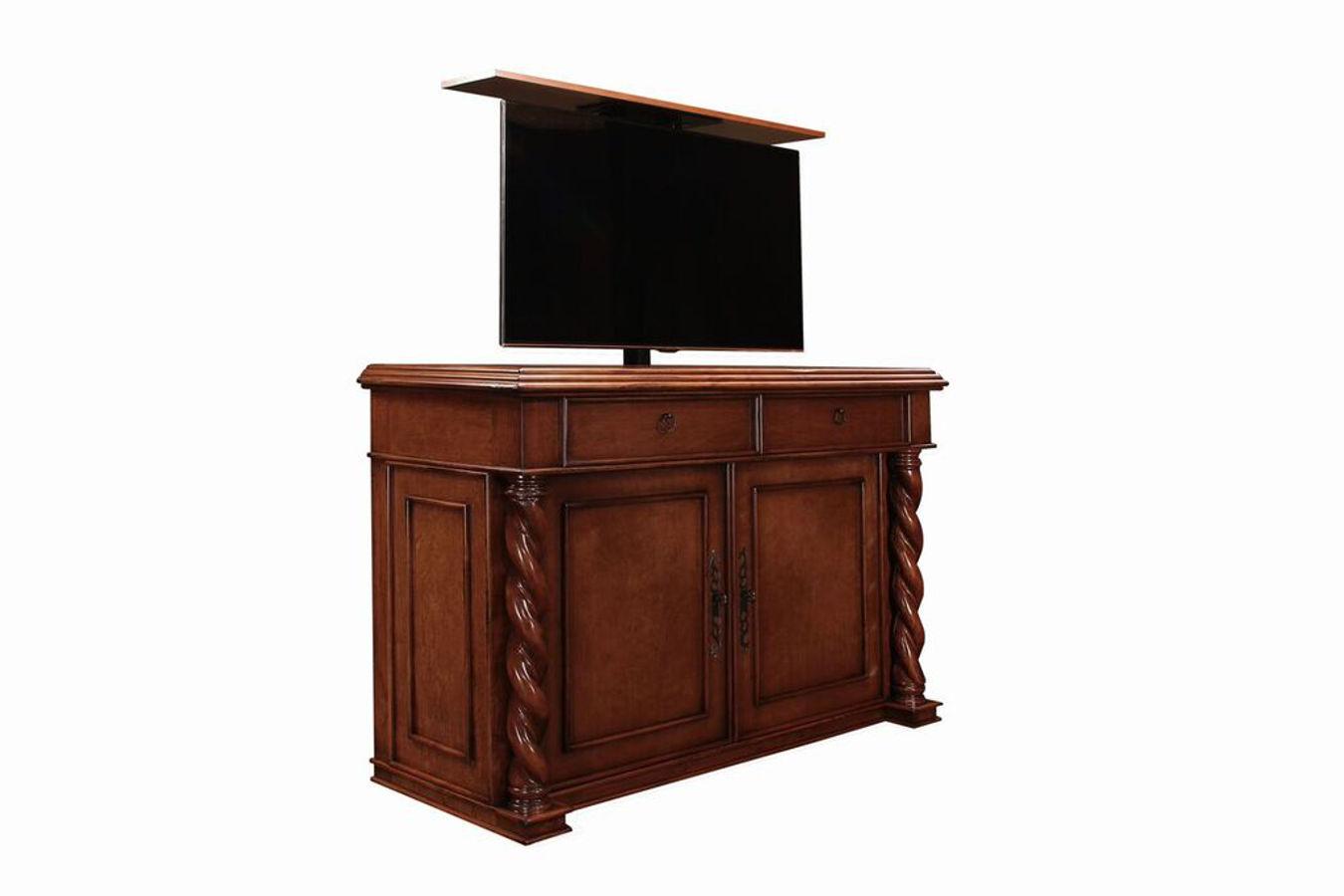 Custom Designed Flat Screen TV Lift Furniture